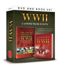 WWII Commemoration - DVD and Book Set